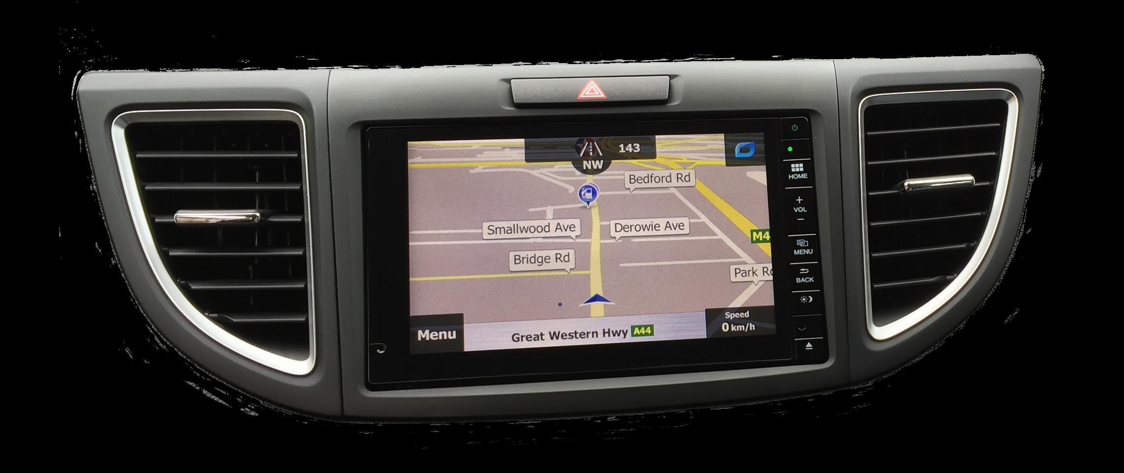 integrated gps navigation system creative installations. Black Bedroom Furniture Sets. Home Design Ideas