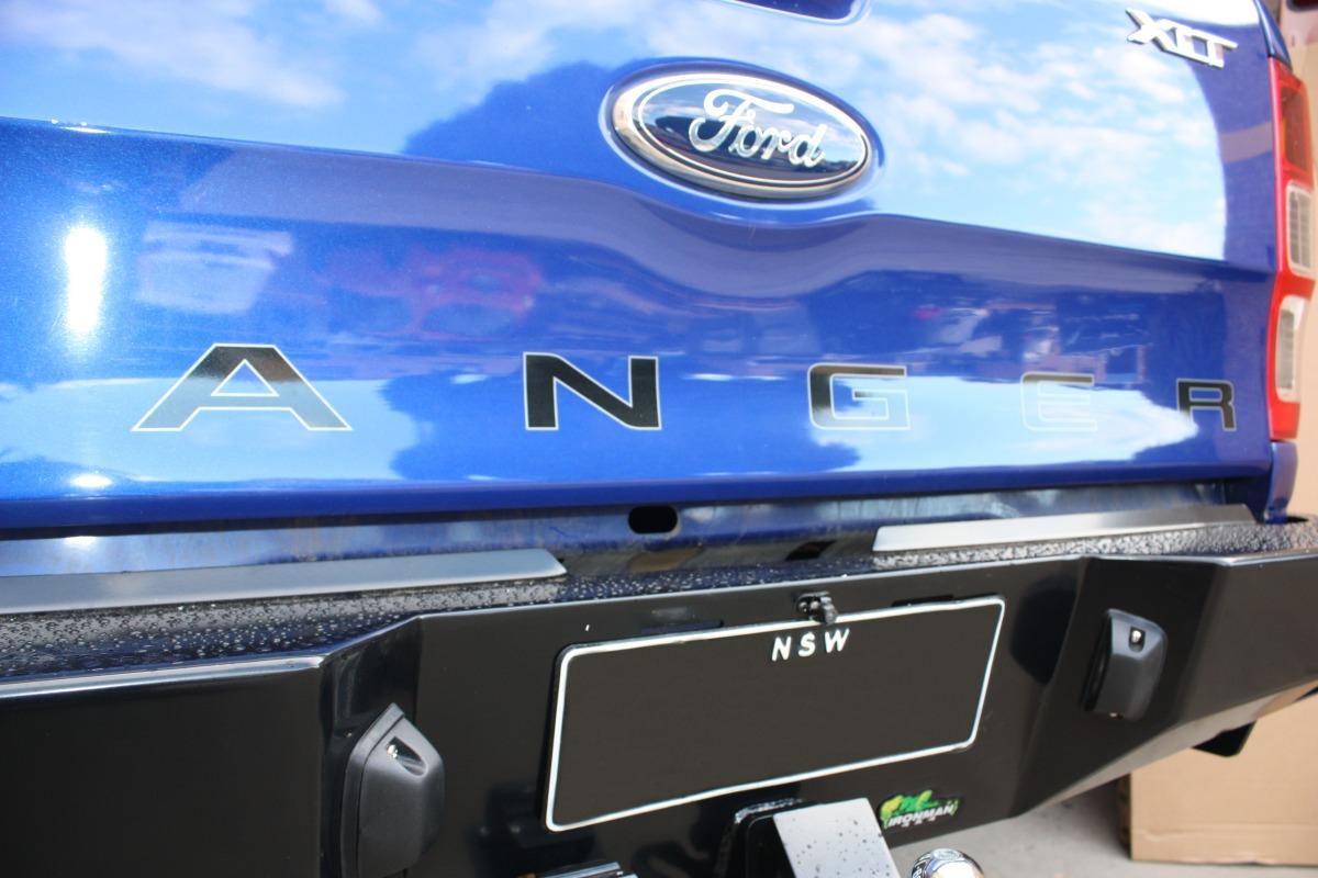 Ranger 2014 Reverse Camera Creative Installations