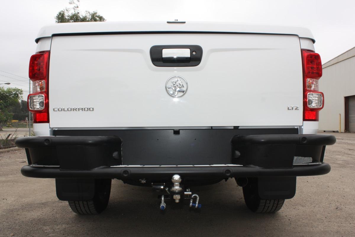 Colorado 2017 Narva 12 Pin Trailer Plug Creative Installations On The Main Black Socket Land Rover Use 5 Electric Brake