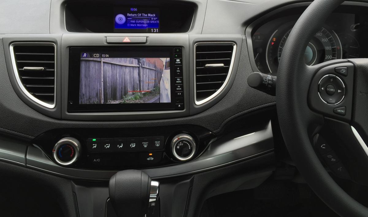 crv 2015 integrated gps navigation system creative. Black Bedroom Furniture Sets. Home Design Ideas