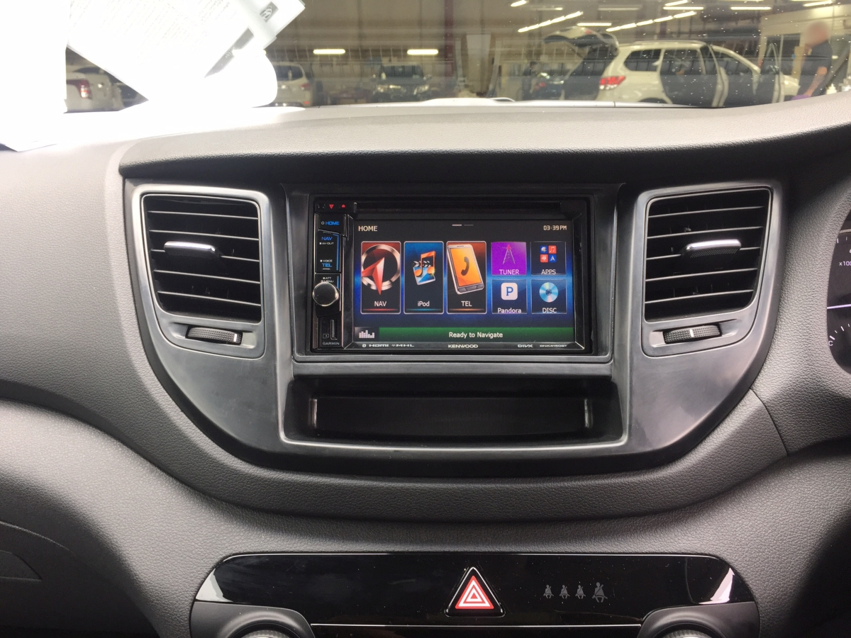 Car Dealerships In Tucson >> Tucson 2016 Kenwood DNX4150BT Sat Nav | Creative Installations