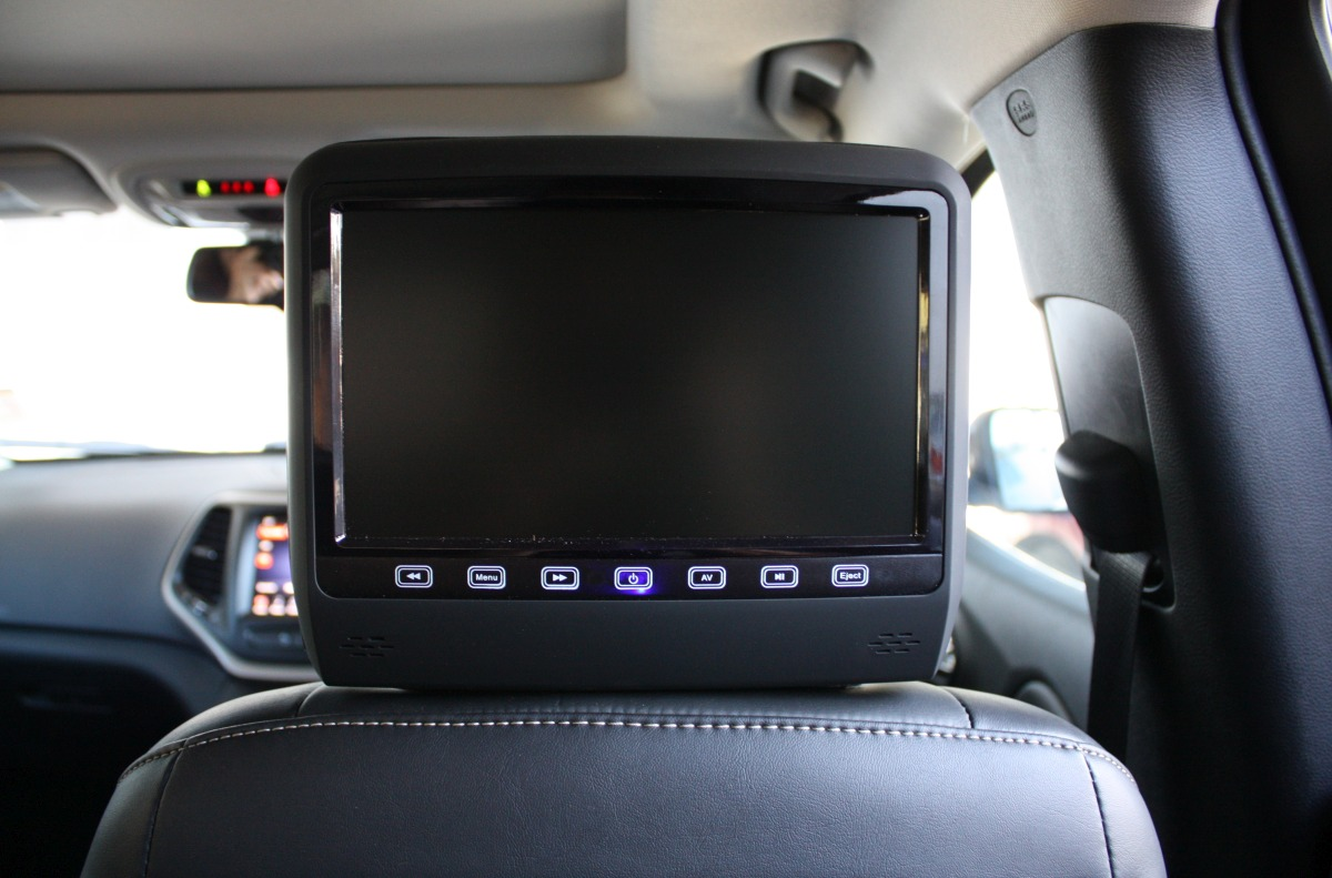 Grand Cherokee 2016 9 Quot Headrest Dvd Players Creative