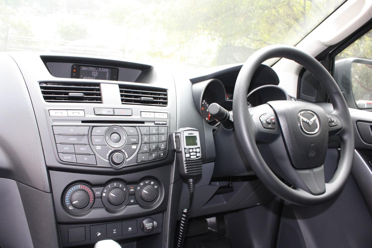 Bt 50 2016 Uniden Uh5060 Uhf Cb Radio Creative Installations