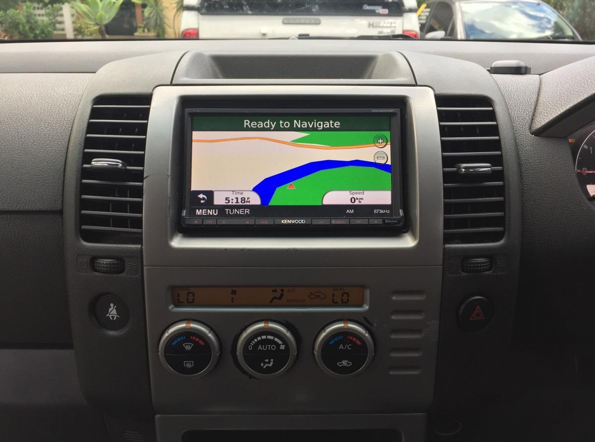 Pathfinder 2008 Kenwood Ddx6033bt Gps Navigation System