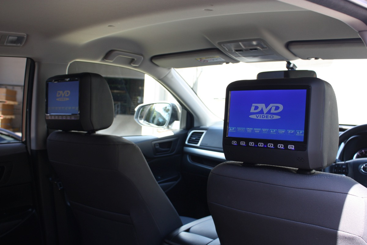 Toyota Dvd Player In Headrest Highschool Of The Dead Season 1 2010 Kluger Fuse Box Location Always Check First When You Experience Electrical Problems Your 2006 Sienna Le 33l V6 En 2004 Interior
