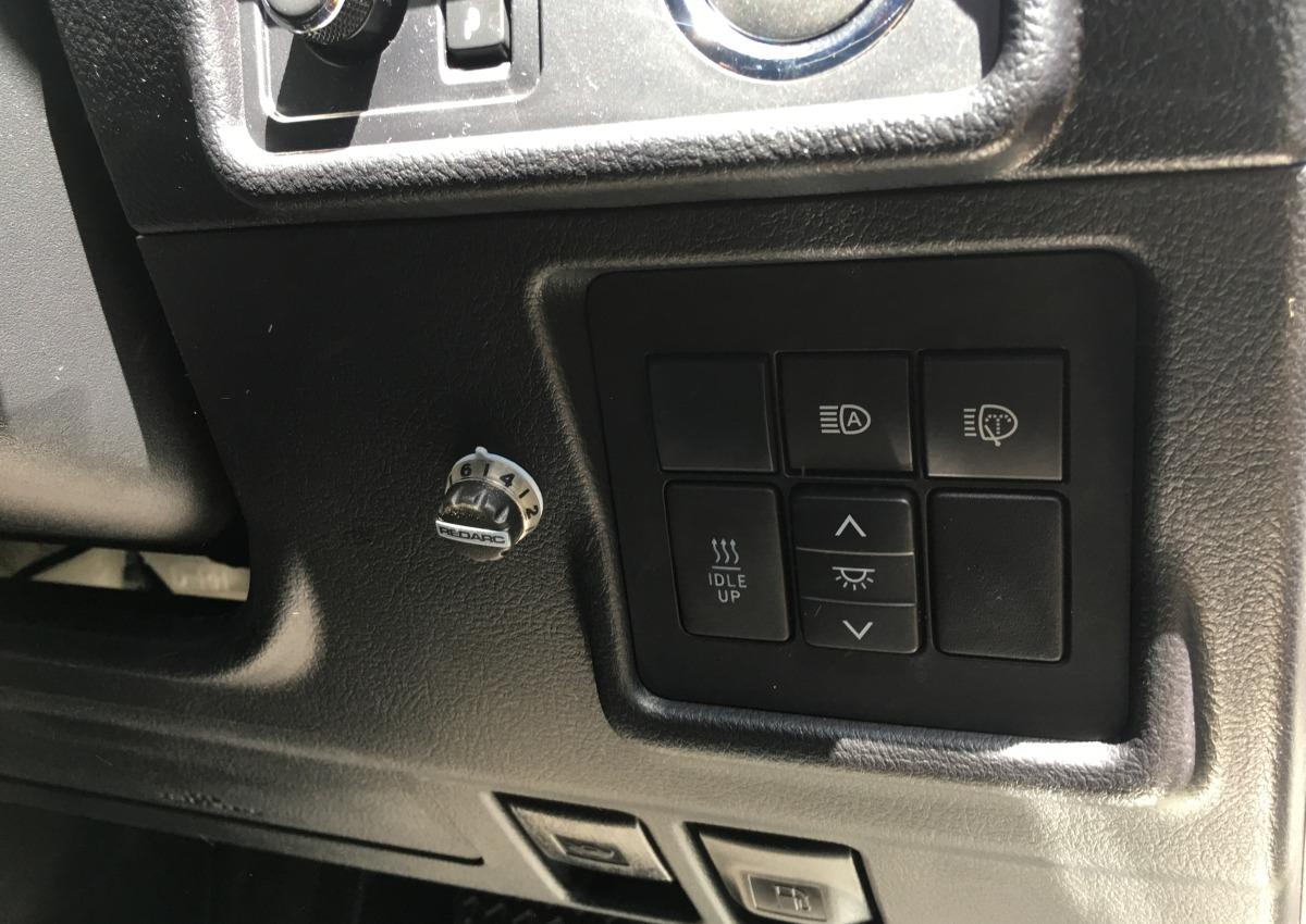 Prado 2018 Redarc Electric Brake Controller