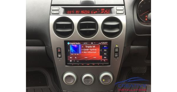 Mazda 6 Portfolio   Creative Installations