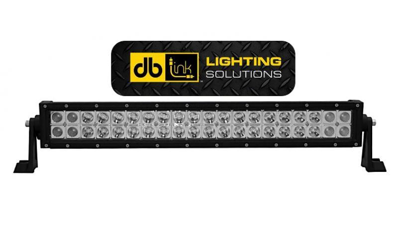 """22"""" LED Light Bar Dual Row"""
