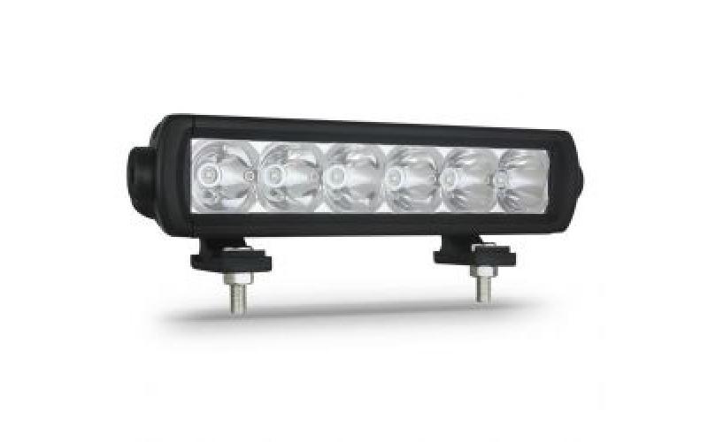 """9"""" LED Light Bar Single Row"""