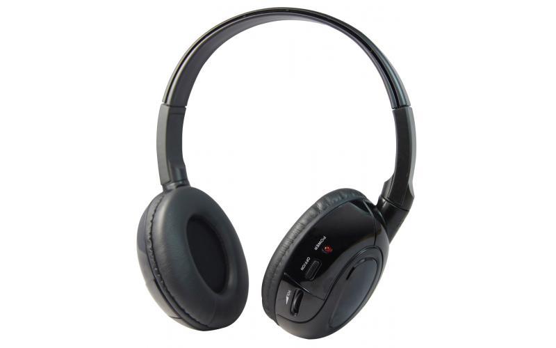 Headrest DVD Player Headphones