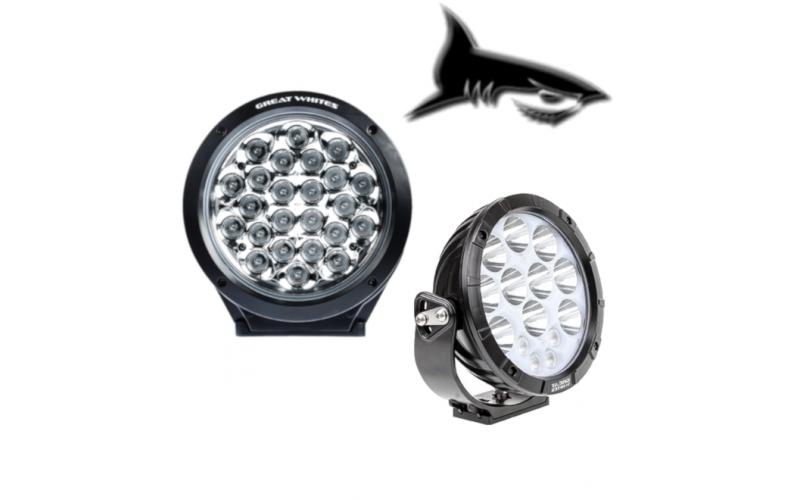 Great Whites Driving Lights