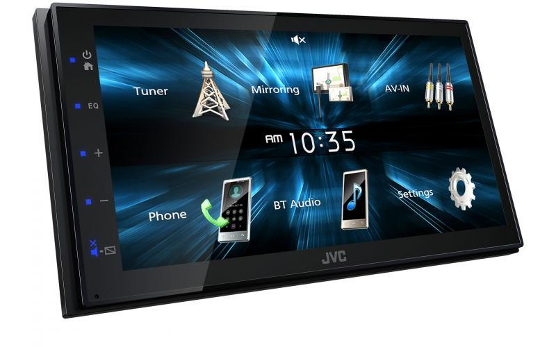 JVC M150BT Bluetooth Car Stereo