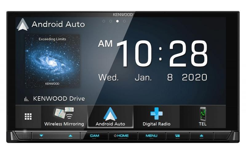 Kenwood DDX9020DABS Android Auto Car Stereo