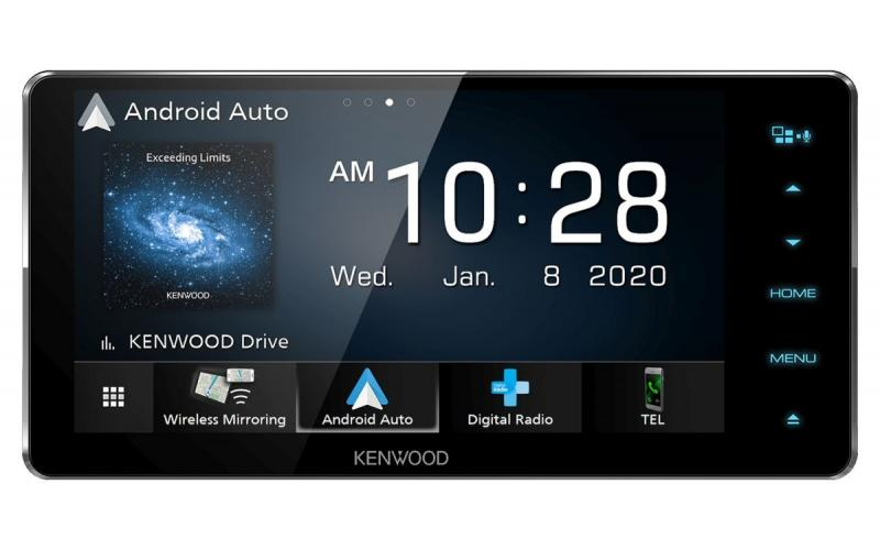 Kenwood DDX920WDABS Android Auto Car Stereo