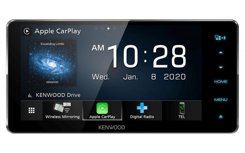 Kenwood DDX920WDABS Apple CarPlay Head Unit