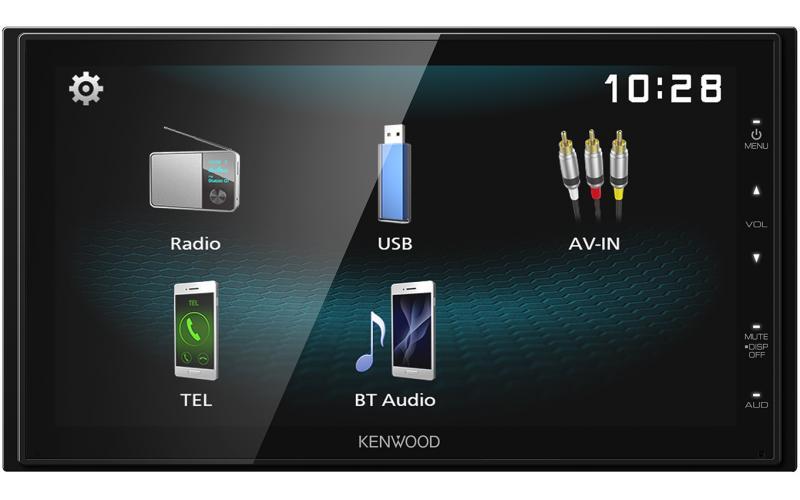 Kenwood DMX1025BT Car Stereo