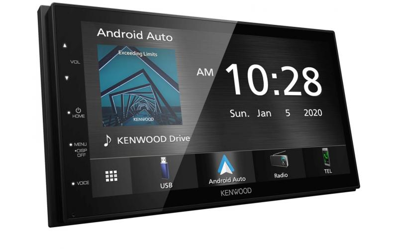 Kenwood DMX5020S Android Auto Car Stereo
