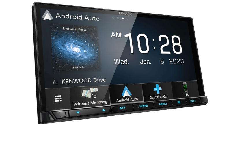 Kenwood DMX8520DABS Android Auto Car Stereo