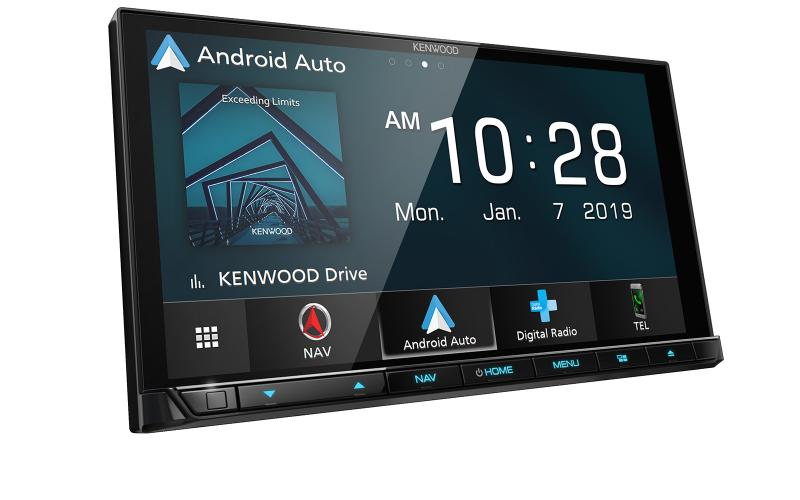 Kenwood DNX9190DABS Android Auto Car Navigation System