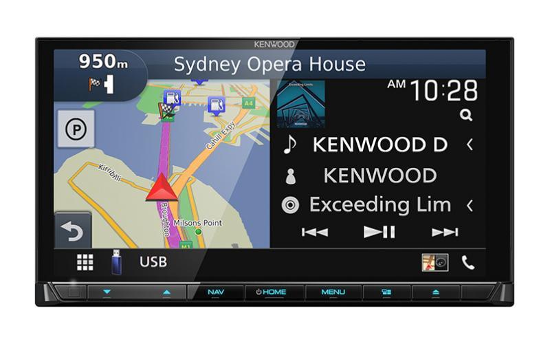 Kenwood DNX9190DABS Garmin Car Navigation System