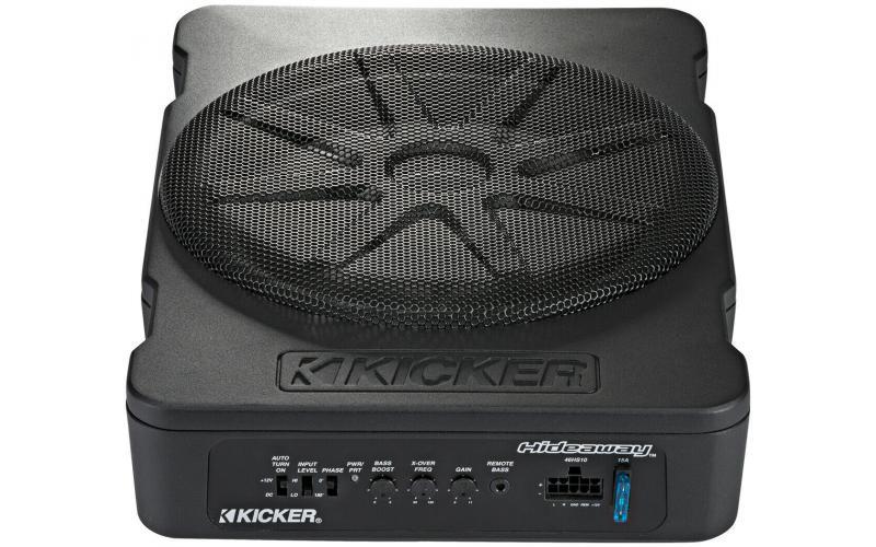 Kicker HS10 Underseat Subwoofer