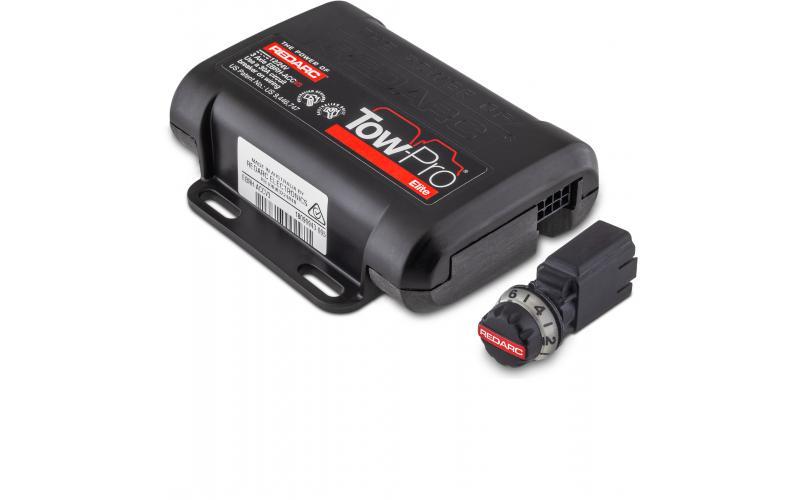 REDARC EBRH-ACCV3 Tow Pro Elite Electric Trailer Brake Controller