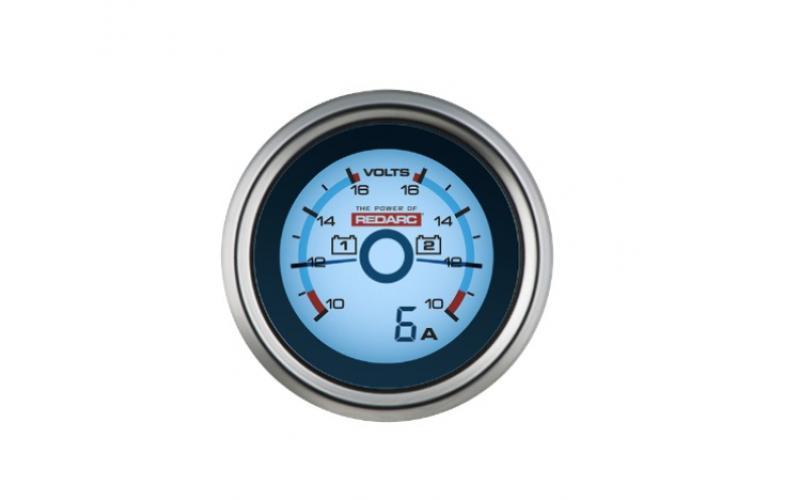 REDARC G52-VVA Dual Voltmeter