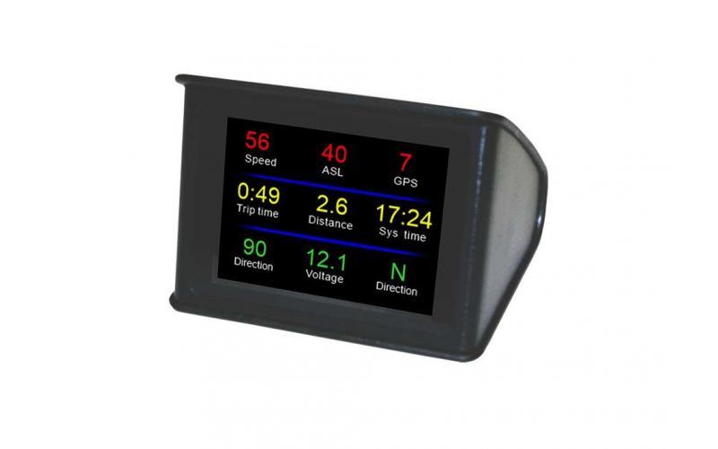HUD Speedometer Sydney