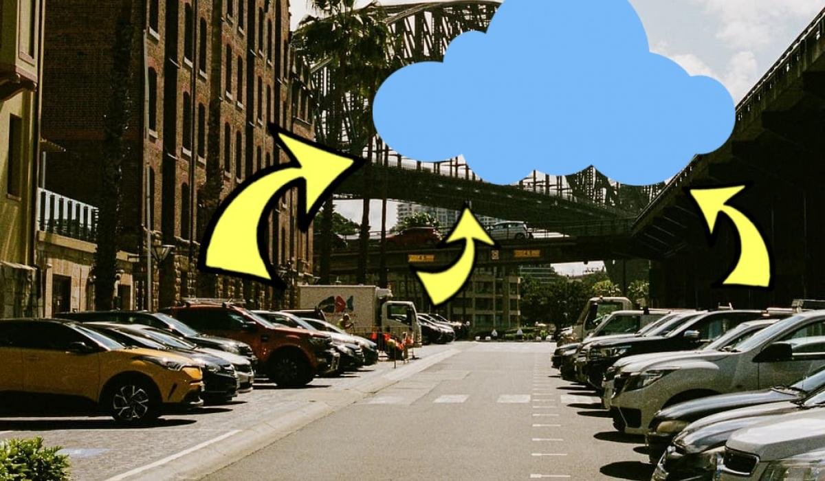 Cloud Dash Cams Sydney