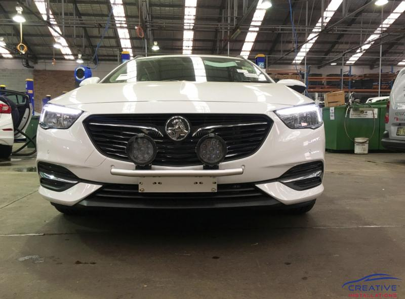 Holden Commodore Portfolio | Creative Installations