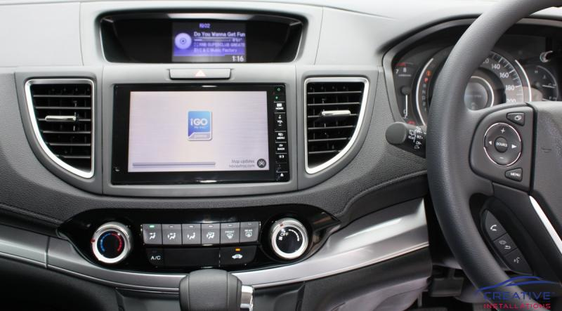 Integrated GPS Navigation System | Creative Installations