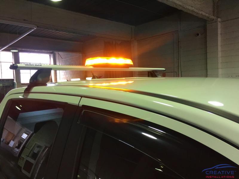 Mazda BT50 Portfolio   Creative Installations