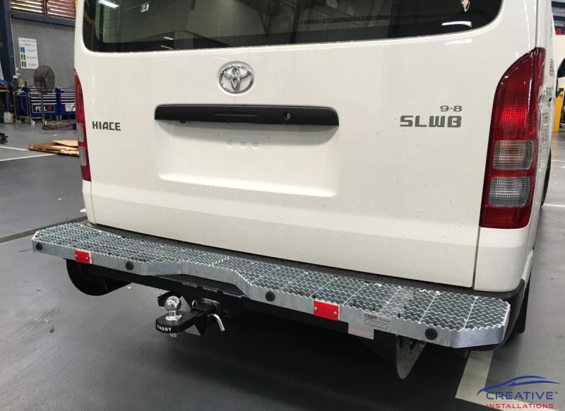 Reverse Parking Sensors - Beeping | Creative Installations