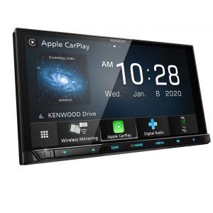 Kenwood DDX9020DABS Apple CarPlay Car Stereo