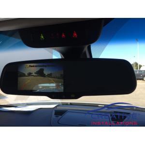 Giulietta Reverse Cam/Navigation