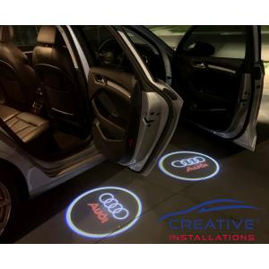 Audi A3 Car Door Lights