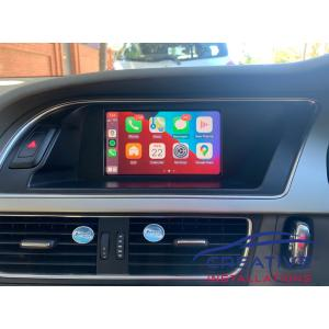 A5 Apple CarPlay Upgrade