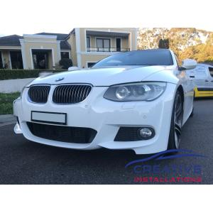 335i Integrated Front Camera