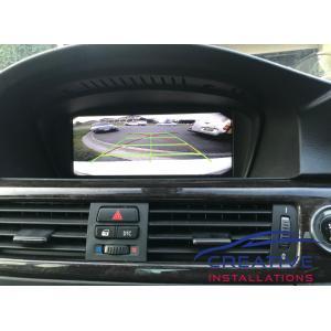 BMW 335i Reversing Camera