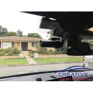 BMW 550i BlackVue Dash Cameras