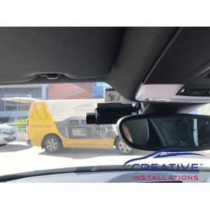 BMW M2 THINKWARE F800 Pro Dash Cameras