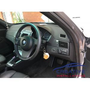 X3 Front Parking Sensors