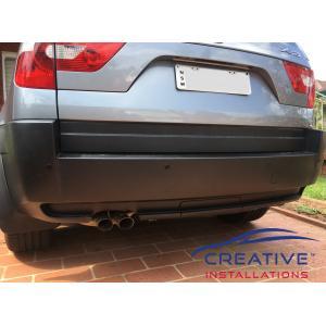X3 Reverse Parking Sensors