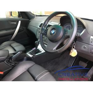 BMW X3 Bluetooth Hands Free