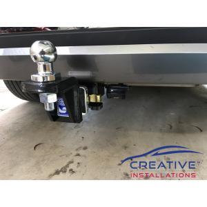X5 12 pin trailer plug
