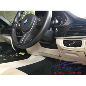 BMW X5 Electric brake controller