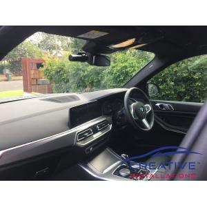 BMW X5 BlackVue Dash Cams