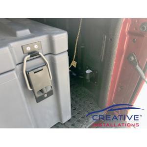 Silverado Tray Power Socket