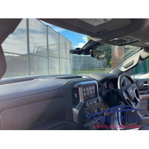 Silverado BlackVue DR750X Dash Cameras