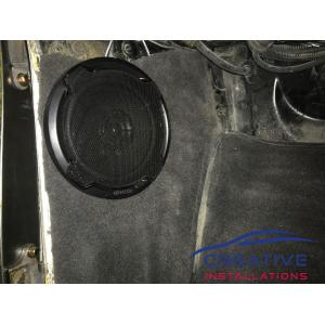 Datsun 1200 Ute Car Audio